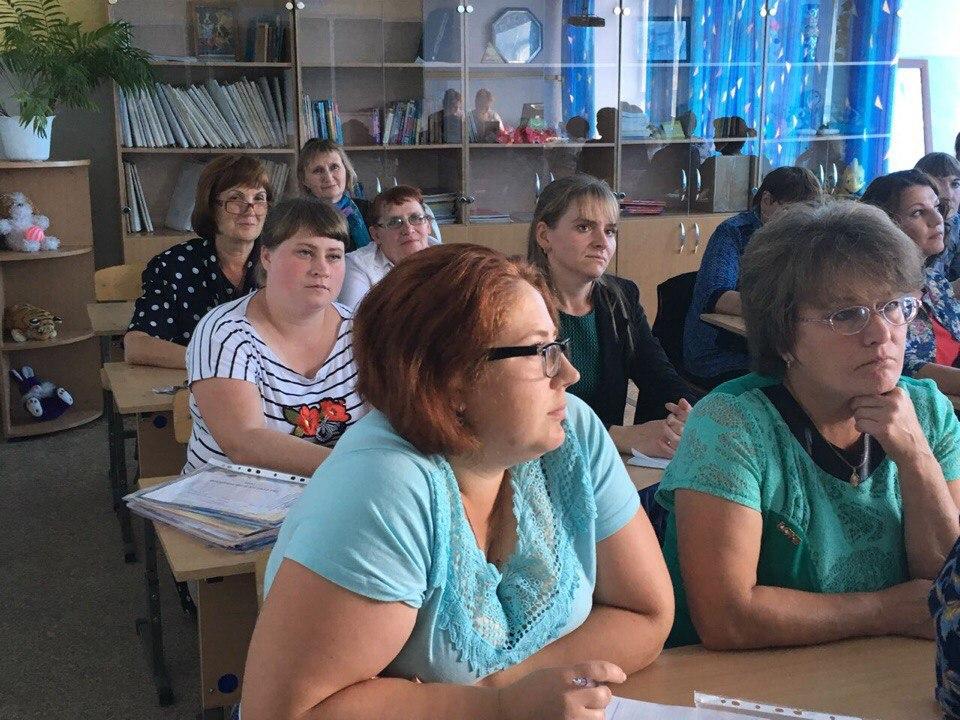 Муниципальное методическое объединение 2017