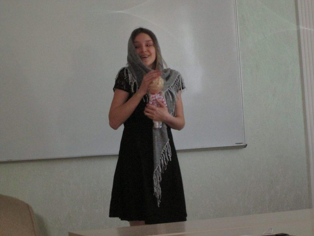 Пятыгина Регина 10 кл. Невьянская СОШ