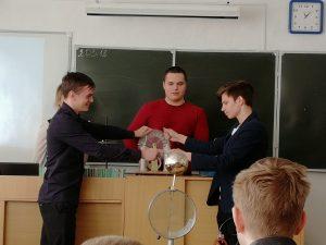 ММО Физики
