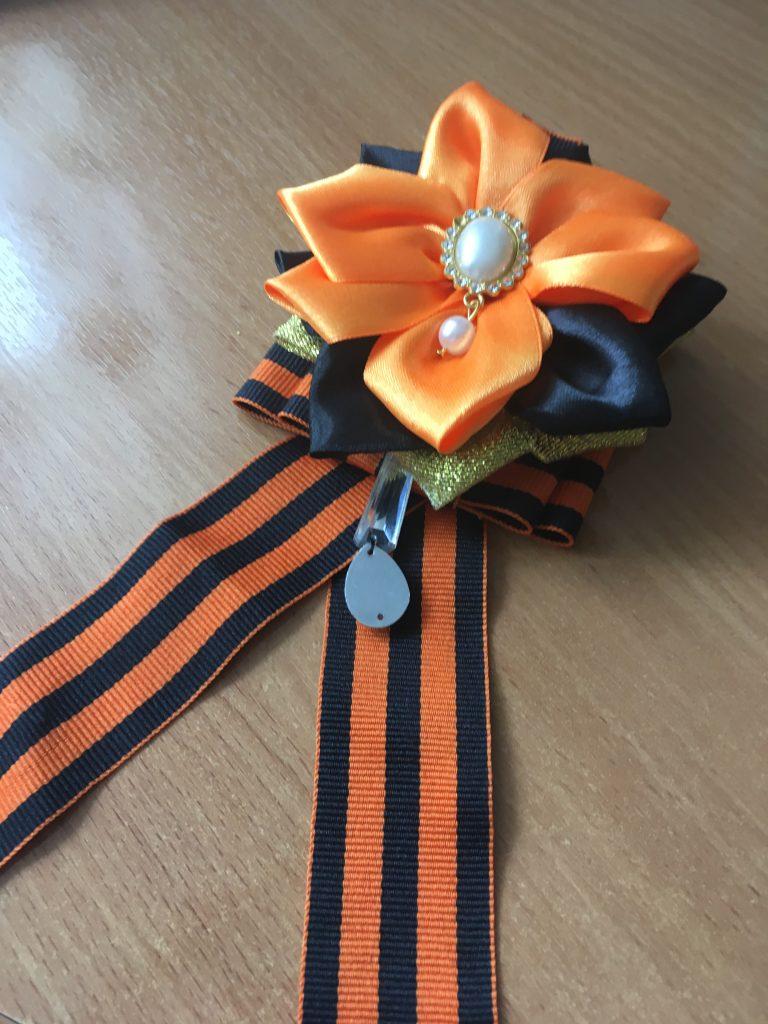 Георгиевская ленточка-символ Победы