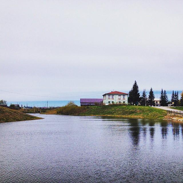 1.Констинский пруд