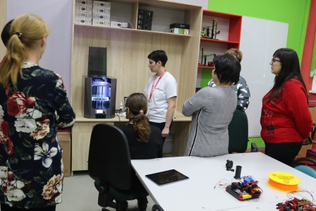 знакомство с 3Dпринтером